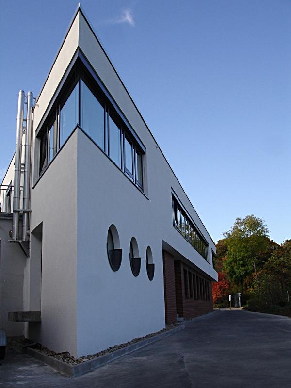 Gewerbeneubau - Architekten Fürst/Wetteskind