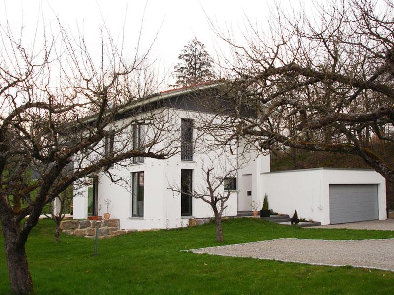 Privathaus - Architekten Fürst/Wetteskind