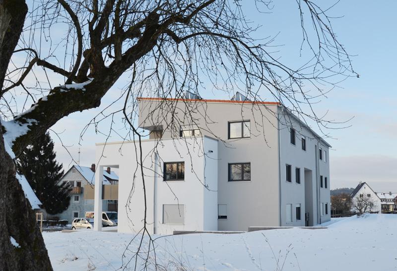 Mehrfamilienhaus mit Eigentumswohnungen - Architekten Fürst/Wetteskind