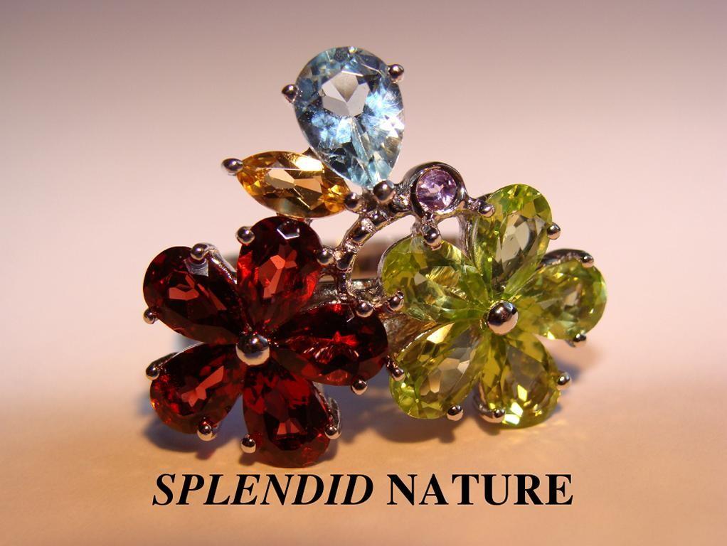 SPLENDID NATURE Schmuckkollektion http://www.life8style.com/schmuck-kollektionen/splendid-nature/