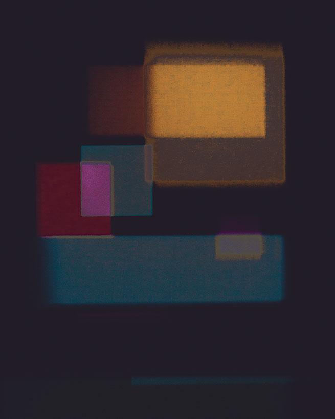 Nine rectangles