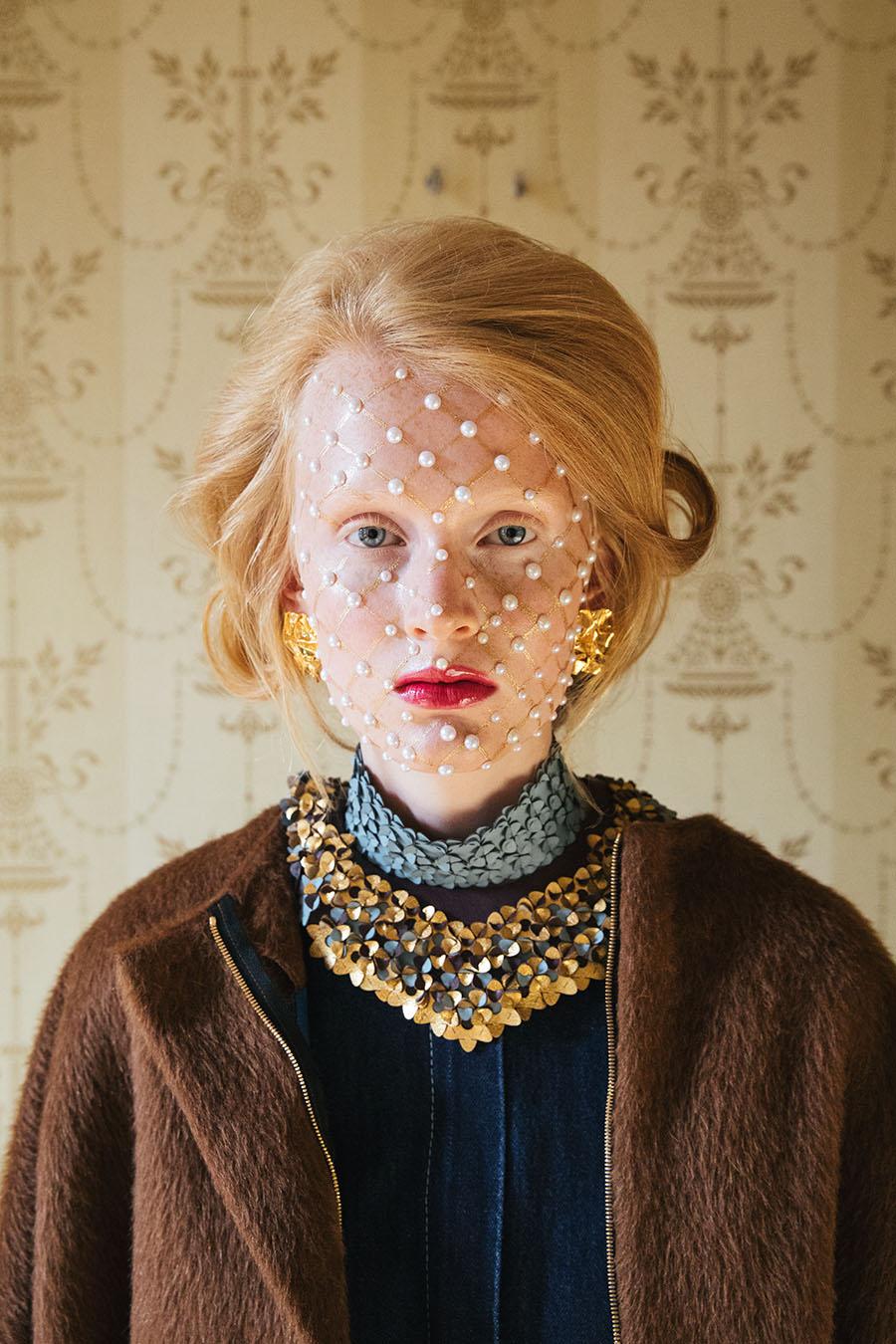 Fotograaf: Dasha Martynova,    Model: Benthe Prikken