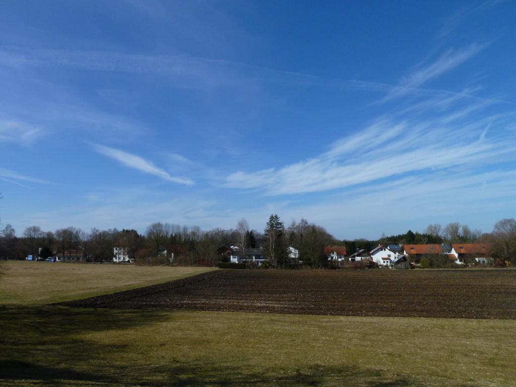 Taufkirchen, Potzham (bei der Gärtnerei Beck)