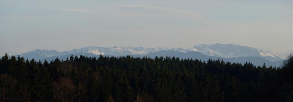 Benediktenwand (Panorama)