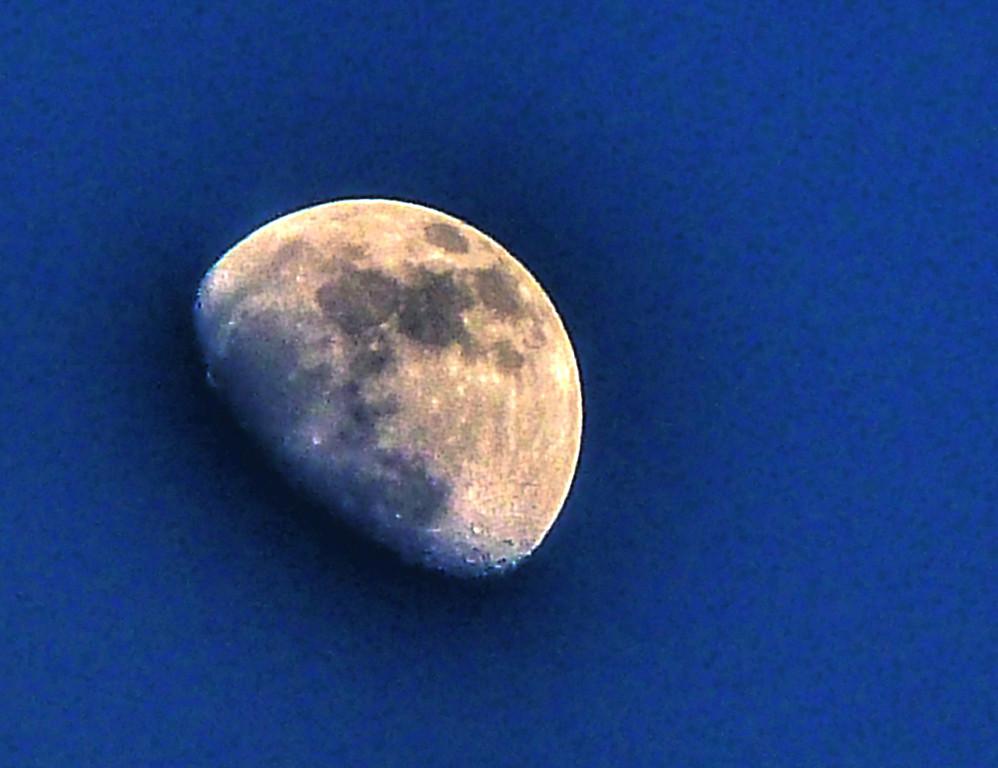Mond (HDR)