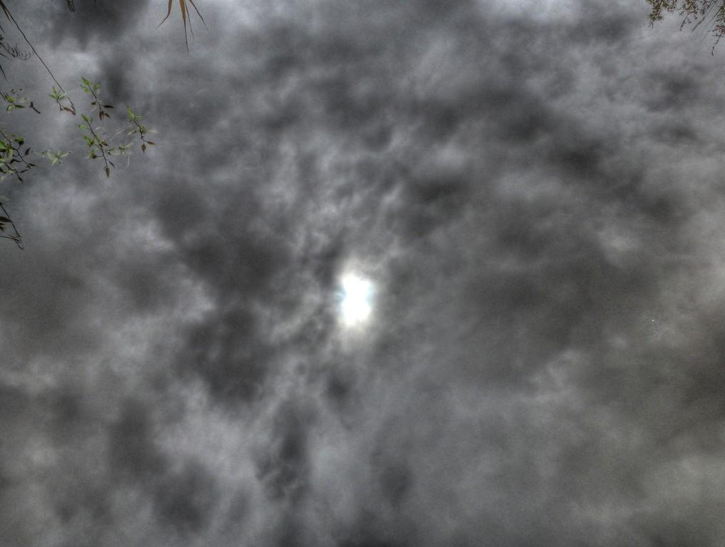 Sonnen-Spiegelung