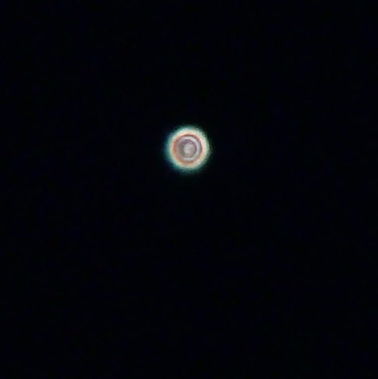 Die Venus durch meine tz10