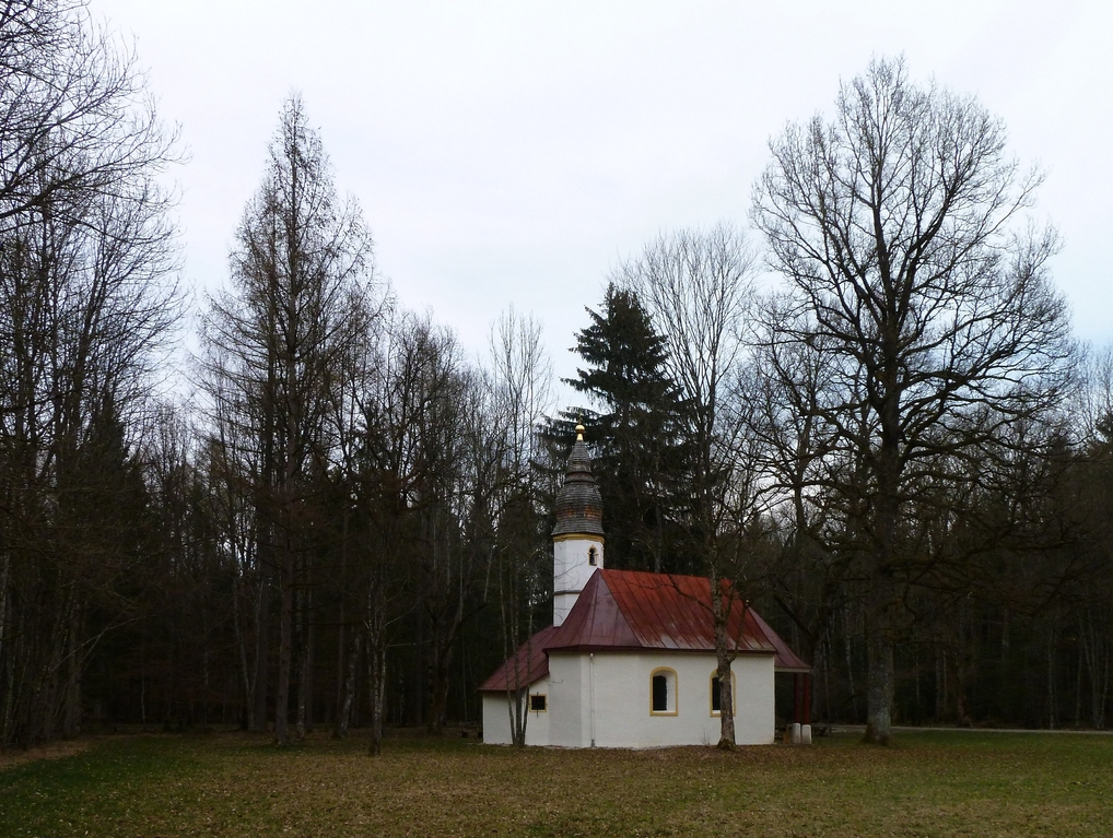 St. Anna Kapelle in Staucharting