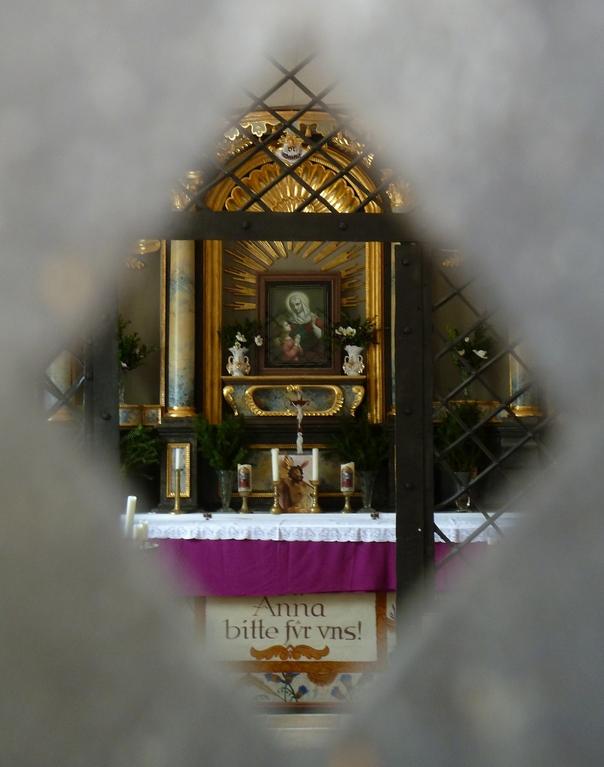 Kleinod St. Anna Kapelle