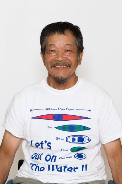 吉田義朗,日本障害者カヌー協会会長