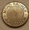 Münze zum Spiel Mondräumer