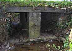 pont : pile droite