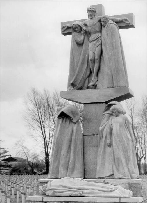 Calvaire à Ypres en Belgique - J.Fréour