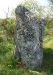 Menhir de Coisbrac en Nozay
