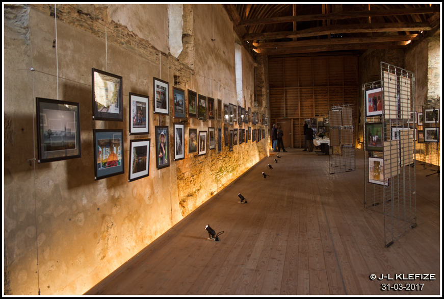 Vernissage expo photo d'Alain Bourdeau