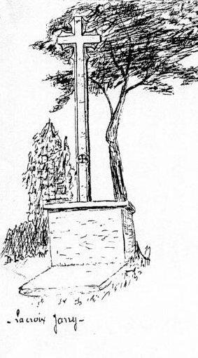Dessin_ Henri Rocher vers 1924