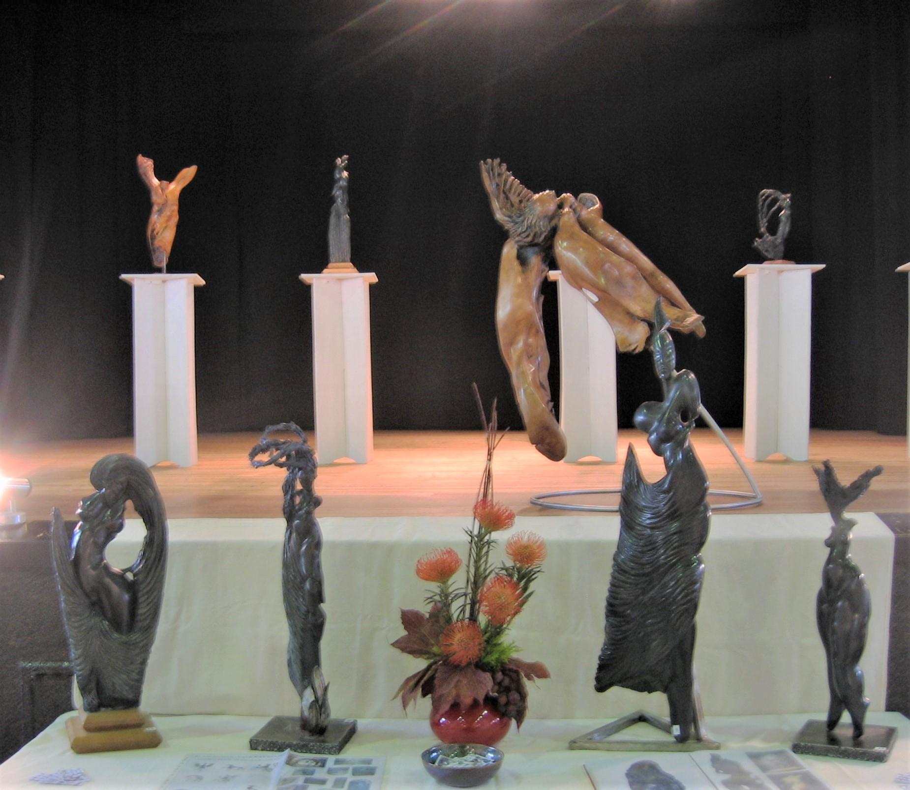 Sculptures de B. Chopin