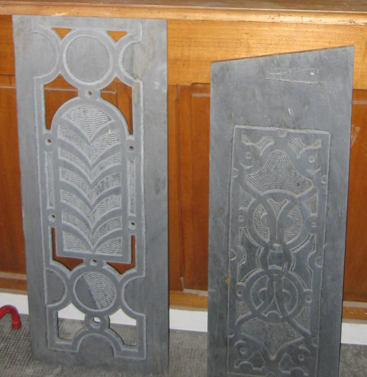 Sculptures de B. Segalen