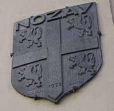 blason de Nozay
