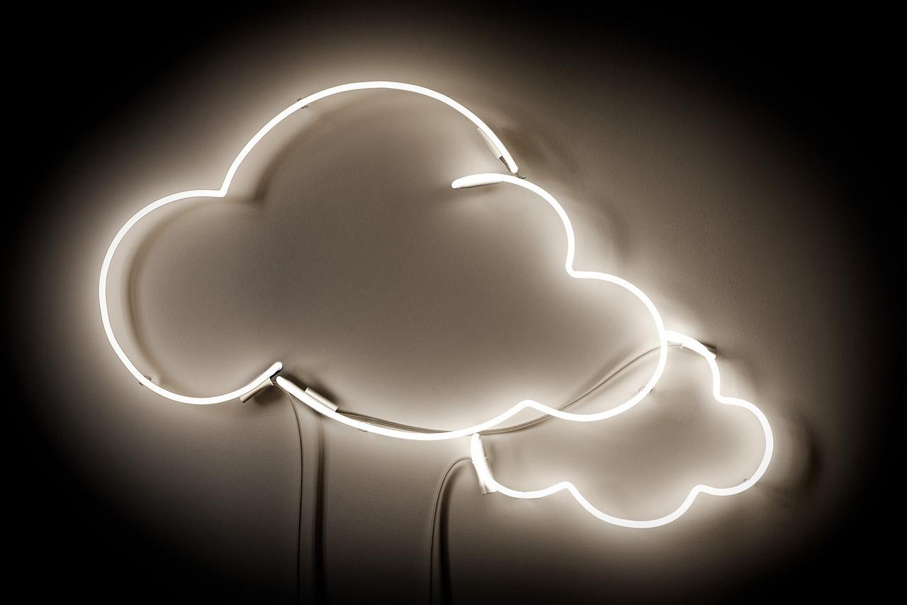 Lichtobjekte Komdo Co Neon Schriftzug Lampe