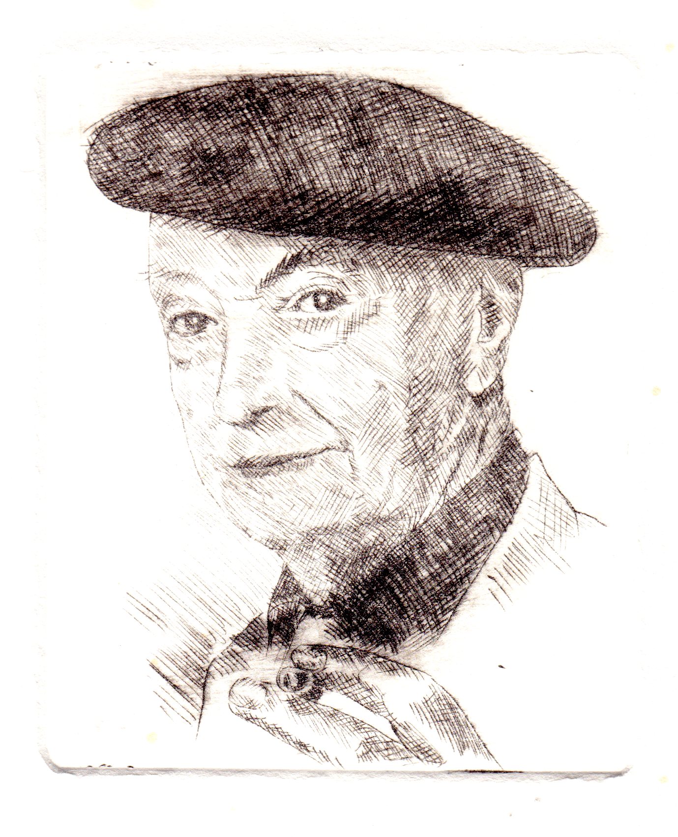 Portrait Leo Breuer