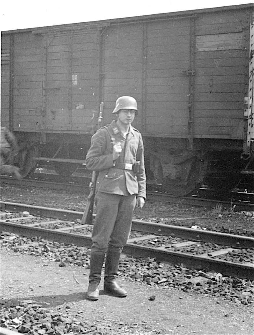 JH Wachmann Krieg 1941