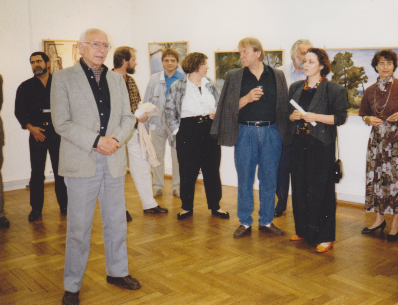 Rede zur Ausstellungseröffnung