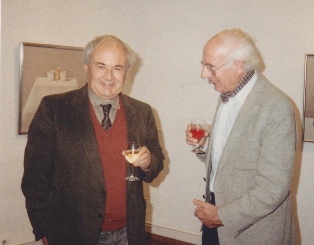 Sander und JH