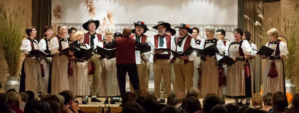 2017: Trachtengruppe Gurmels