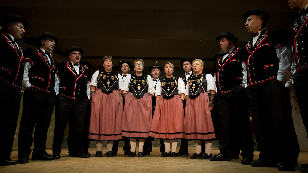 2014: Jodlerklub Marbach