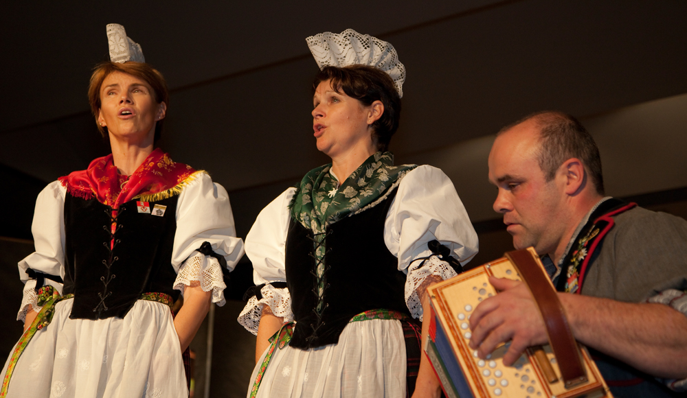 2010: Jodelduett Geschwister Rymann, Giswil