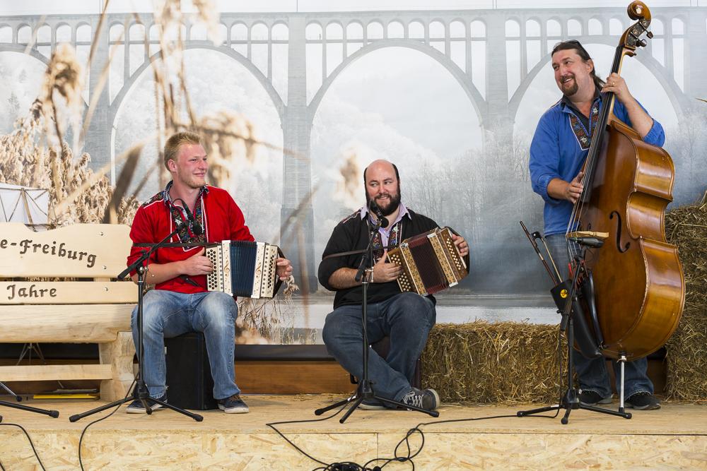 Trio Thürler - Mosimann