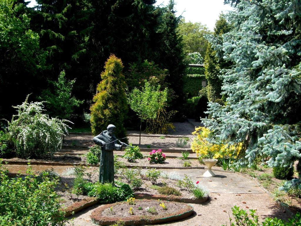 Unser Klostergarten