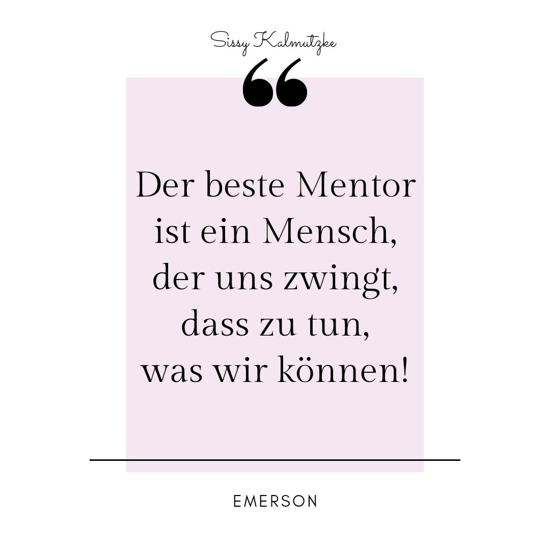 Mentoring- Gemeinsam zum Erfolg!