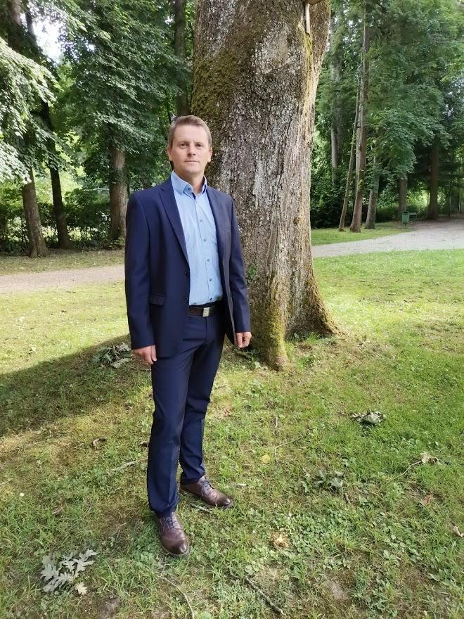 Harald Breckner: BGM-Kandidat für Mattighofen