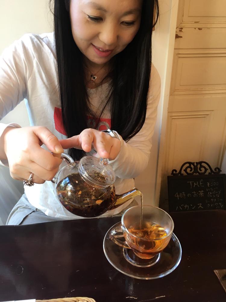 四時の紅茶という名前の紅茶