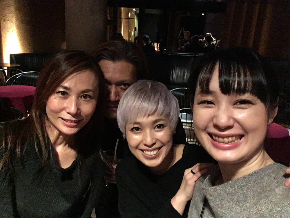 VocalのYukoちゃんも素敵だった!