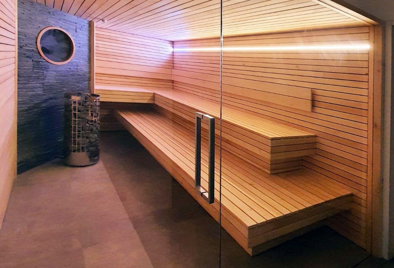 Sauna en aulne