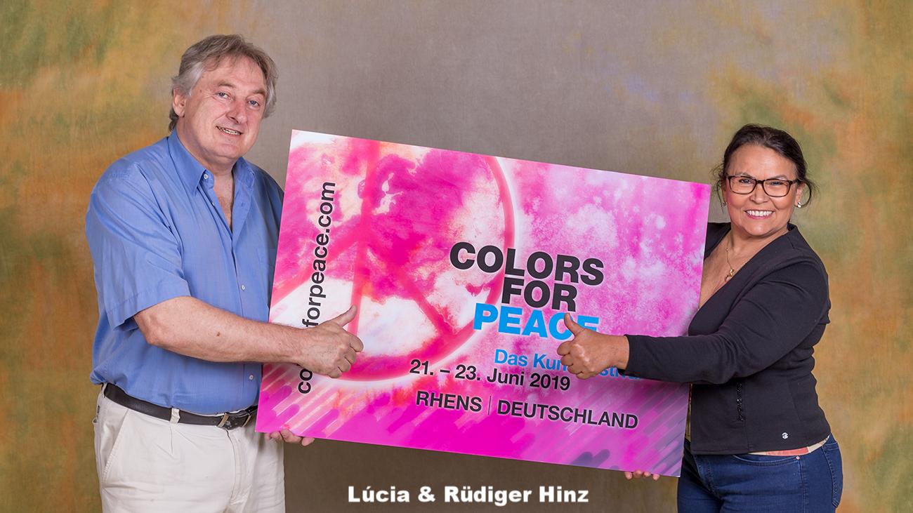 Lúcia & Rüdiger Hinz