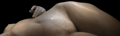 Alexandre Schoenewerk : La jeune Tarentine. 1871. marbre femme nue allongée (détail)мраморную скульптуру обнаженной женщины, лежащей подробнее.nouveausculpteur.