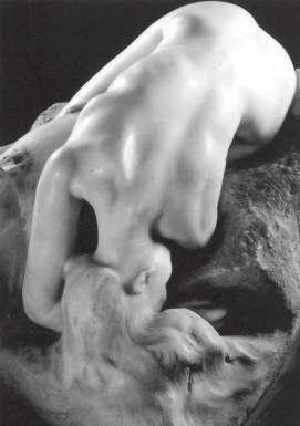 la danaide Auguste Rodin.