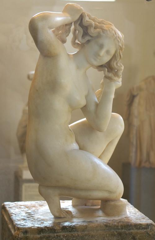 ... aphrodite de rhodes , sculpture marbre, nouveausculpteur chefs-d'oeuvre de la sculpture