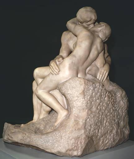 auguste rodin sculpture couple nu enlacé nouveausculpteur