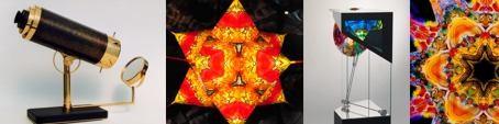 Kaleidoskope in der CCAA GLASGALERIE KÖLN