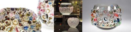 Sabine Lintzen CCAA Studioglas glaskunst glasgalerie glassart blownglass handblown kunsthandwerk unikat collect köln cologne angewandt kunst sammlung ausstellung design paperweight briefbeschwerer exhibition verresoufflé galerieduverre interiordesign