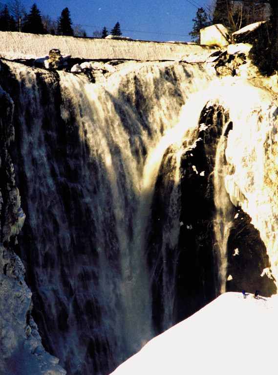 Chutes d'eau, Canada