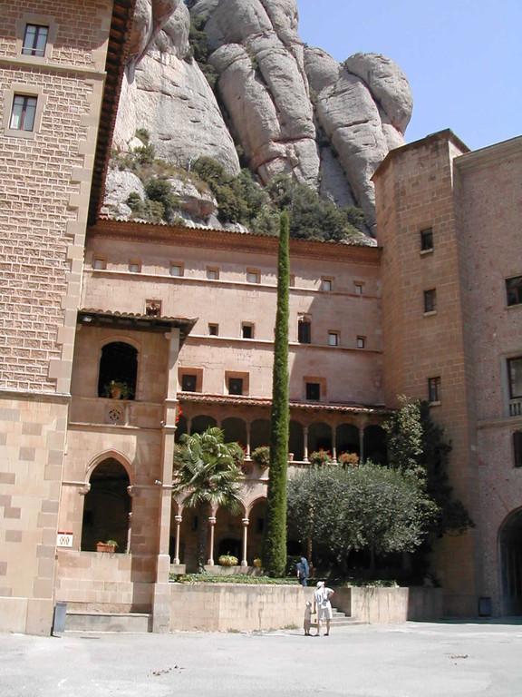 Abbaye de Montserrat, Espagne