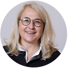 Sonja Schroeter,  Ihre Ansprechpartnerin bei allen Fragen rund um den PBV