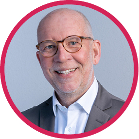 2. Vorsitzender und Schatzmeister des PBV, Dr. med. Christoph Gepp