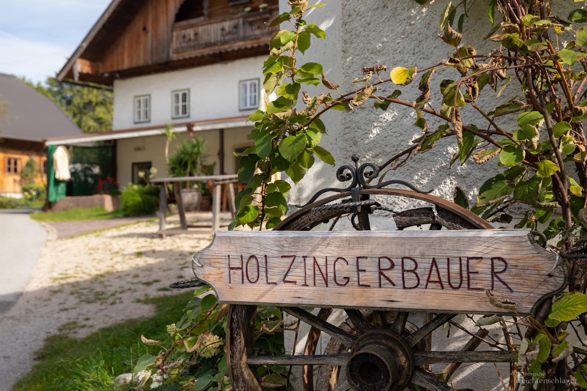Beim Holzingerbauer